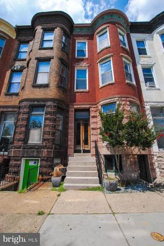 34 E 25TH Street, BALTIMORE, MD 21218 (#MDBA526072) :: The MD Home Team