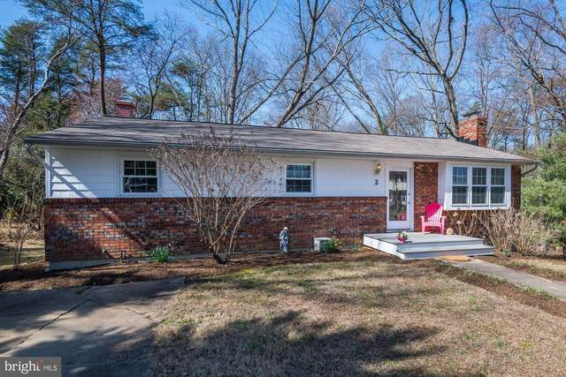2 Belhaven Court, SEVERNA PARK, MD 21146 (#MDAA448192) :: ExecuHome Realty