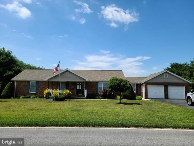 15909 Broadfording Road, HAGERSTOWN, MD 21740 (#MDWA175002) :: The Maryland Group of Long & Foster Real Estate