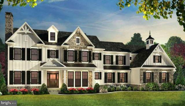 Lot 1 Holly Road, BLUE BELL, PA 19422 (#PAMC665462) :: Ramus Realty Group