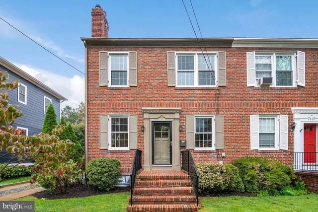 2606 Terrett Avenue, ALEXANDRIA, VA 22301 (#VAAX251562) :: Blackwell Real Estate