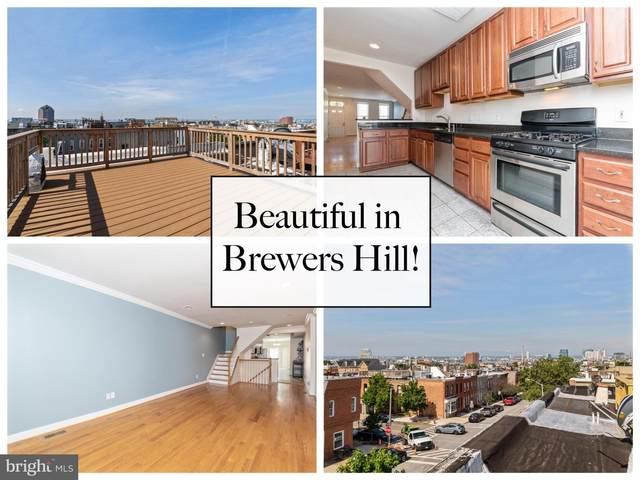 3212 Fait Avenue, BALTIMORE, MD 21224 (#MDBA526102) :: Crossman & Co. Real Estate
