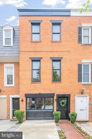 550 7TH Street SE, WASHINGTON, DC 20003 (#DCDC489338) :: Erik Hoferer & Associates