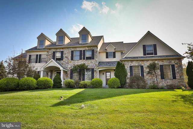 10 Windermere Drive, BLUE BELL, PA 19422 (#PAMC665480) :: Linda Dale Real Estate Experts