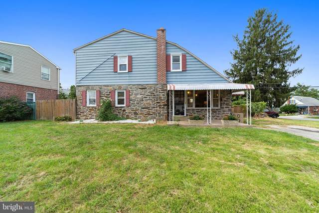 743 W Penn Pines Boulevard, ALDAN, PA 19018 (#PADE528584) :: Pearson Smith Realty