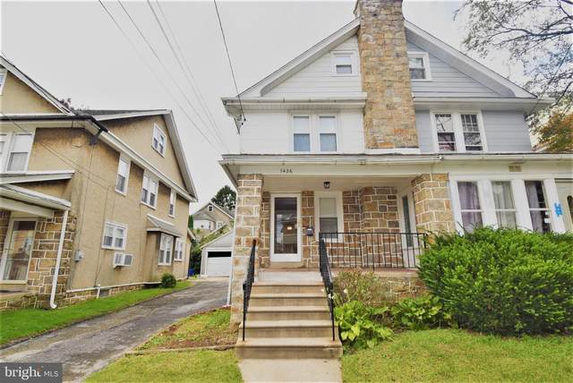 7426 Rogers Avenue, UPPER DARBY, PA 19082 (#PADE528586) :: Revol Real Estate