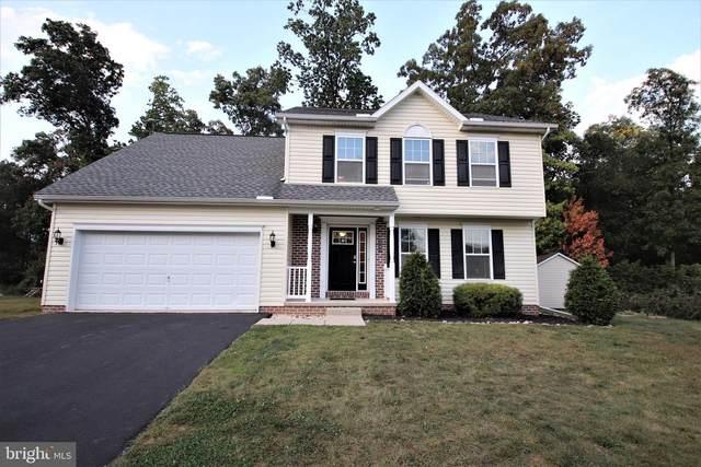 1741 Falcon Lane, CHAMBERSBURG, PA 17202 (#PAFL175546) :: Crossman & Co. Real Estate