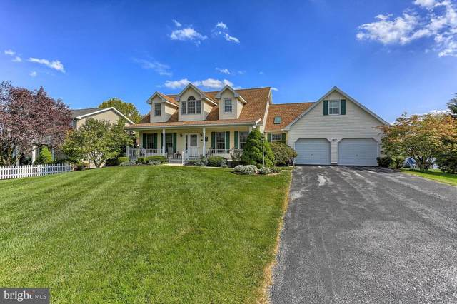 1246 Herrs Ridge Road, GETTYSBURG, PA 17325 (#PAAD113428) :: The Heather Neidlinger Team With Berkshire Hathaway HomeServices Homesale Realty
