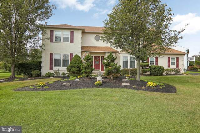 2401 Fairway Terrace, WARRINGTON, PA 18976 (#PABU508190) :: Nexthome Force Realty Partners