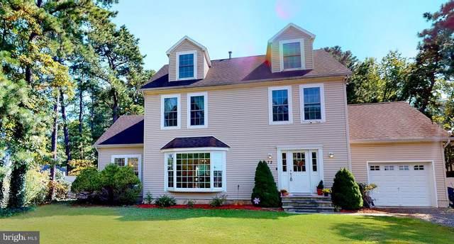 72 Tensaw Drive, BROWNS MILLS, NJ 08015 (MLS #NJBL382966) :: The Dekanski Home Selling Team
