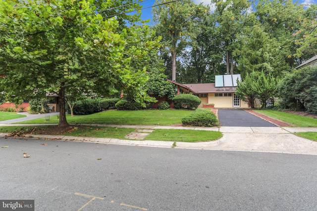 10122 Parkwood Terrace, BETHESDA, MD 20814 (#MDMC727874) :: Murray & Co. Real Estate