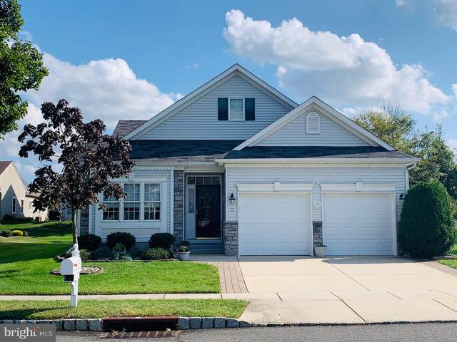 52 Ridgway Drive, BORDENTOWN, NJ 08505 (#NJBL382972) :: Linda Dale Real Estate Experts