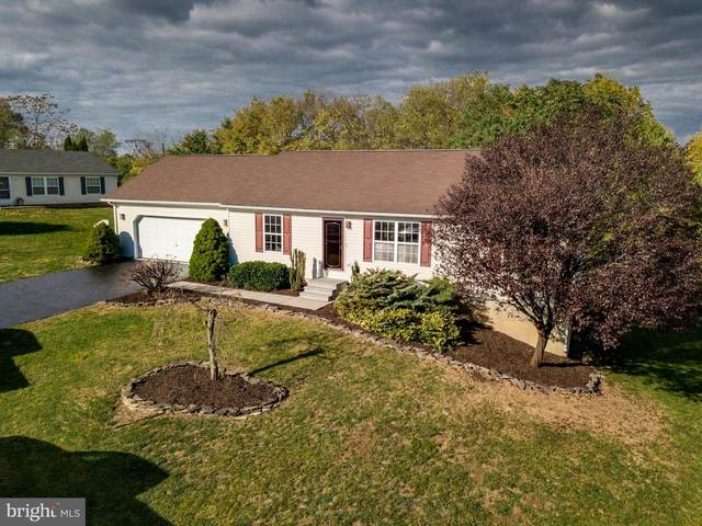 70 Glossy Ibis Lane, MARTINSBURG, WV 25405 (#WVBE180756) :: The MD Home Team