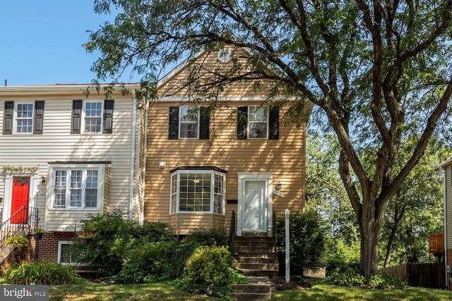 7520 N Arbory Way #93, LAUREL, MD 20707 (#MDPG582896) :: Bruce & Tanya and Associates