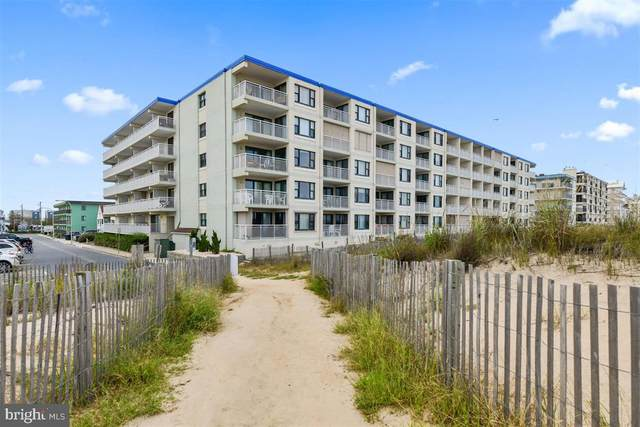 3801 Atlantic Avenue #115, OCEAN CITY, MD 21842 (#MDWO117256) :: CoastLine Realty