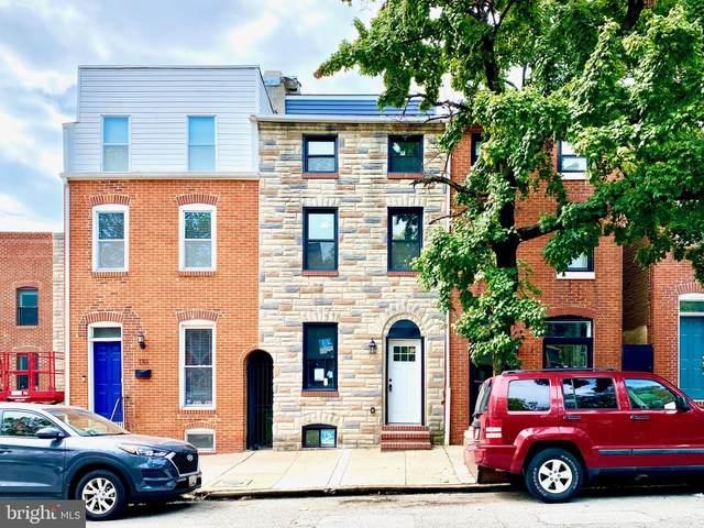 308 S Washington Street, BALTIMORE, MD 21231 (#MDBA526174) :: Advon Group