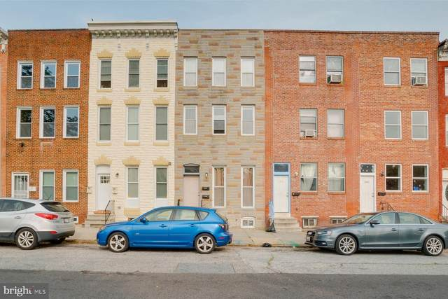 1415 N Central Avenue, BALTIMORE, MD 21202 (#MDBA526176) :: Jennifer Mack Properties