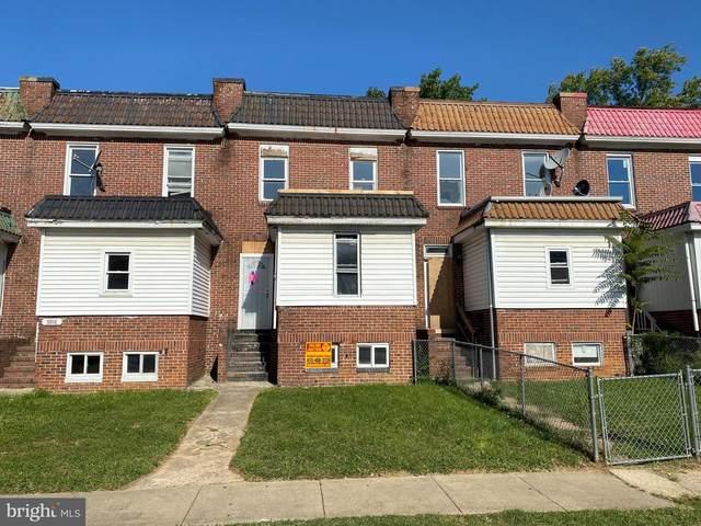 3916 W Garrison Avenue, BALTIMORE, MD 21215 (#MDBA526180) :: Great Falls Great Homes