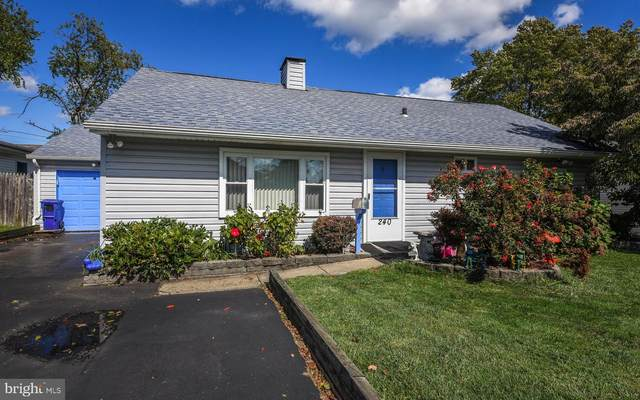 240 N Oxford Valley Road, FAIRLESS HILLS, PA 19030 (#PABU508244) :: Certificate Homes