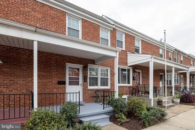 514 Umbra Street, BALTIMORE, MD 21224 (#MDBA526198) :: Jennifer Mack Properties