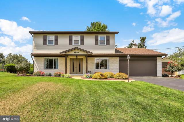 2943 Roosevelt Drive, CHAMBERSBURG, PA 17201 (#PAFL175558) :: Pearson Smith Realty