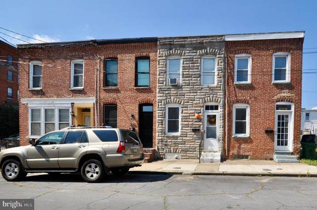 1834 Westphal Place, BALTIMORE, MD 21230 (#MDBA526200) :: Advon Group