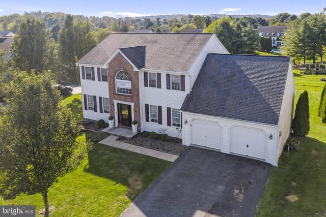 201 Spring View Drive, DOUGLASSVILLE, PA 19518 (#PABK364854) :: Linda Dale Real Estate Experts