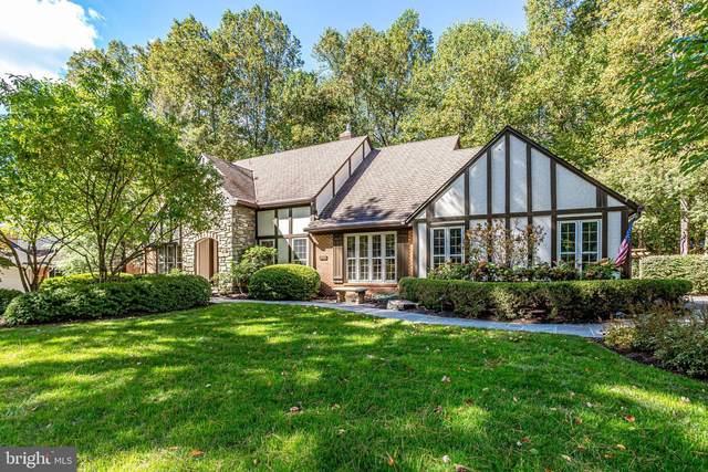 814 Ridge Drive, MCLEAN, VA 22101 (#VAFX1158454) :: RE/MAX Cornerstone Realty
