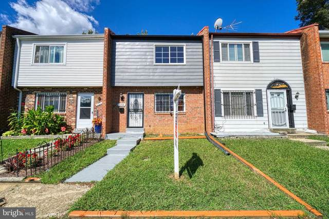 1208 Barnaby Terrace SE, WASHINGTON, DC 20032 (#DCDC489508) :: The MD Home Team