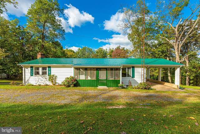4037 Crow Rock Road, MYERSVILLE, MD 21773 (#MDFR271606) :: Pearson Smith Realty