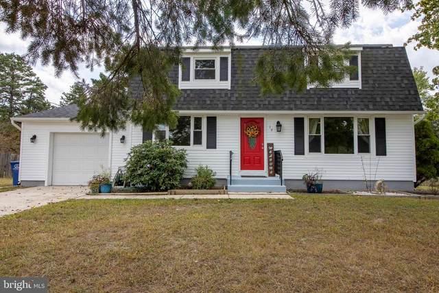 14 Tecumseh Trail, BROWNS MILLS, NJ 08015 (MLS #NJBL383020) :: The Dekanski Home Selling Team