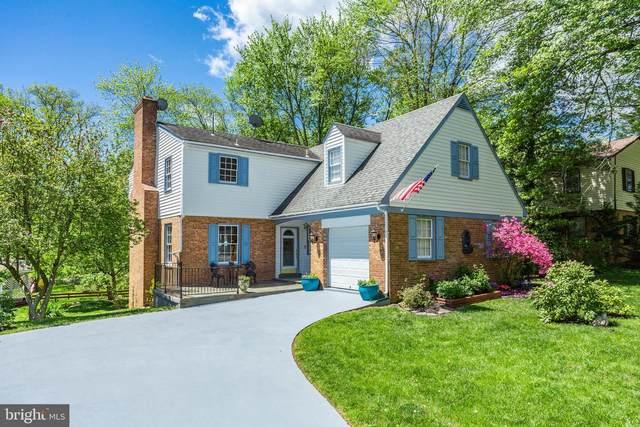 8912 Tuckerman Lane, ROCKVILLE, MD 20854 (#MDMC728002) :: Murray & Co. Real Estate