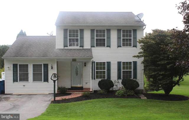 805 Chestnut Hill Drive, PARKESBURG, PA 19365 (#PACT517624) :: The Matt Lenza Real Estate Team