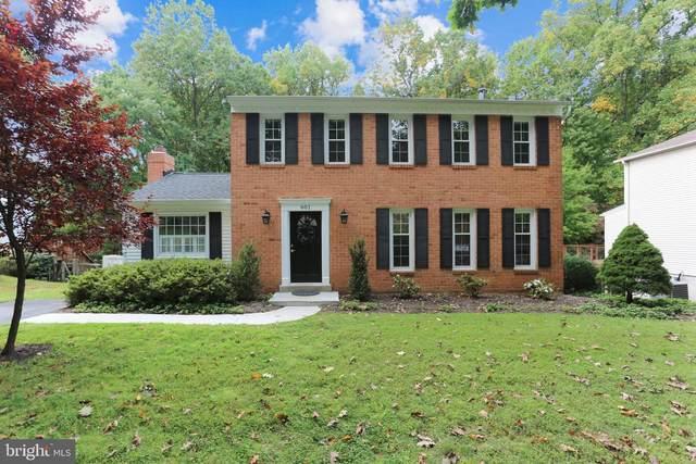 601 Watts Branch Parkway, ROCKVILLE, MD 20854 (#MDMC728020) :: Certificate Homes