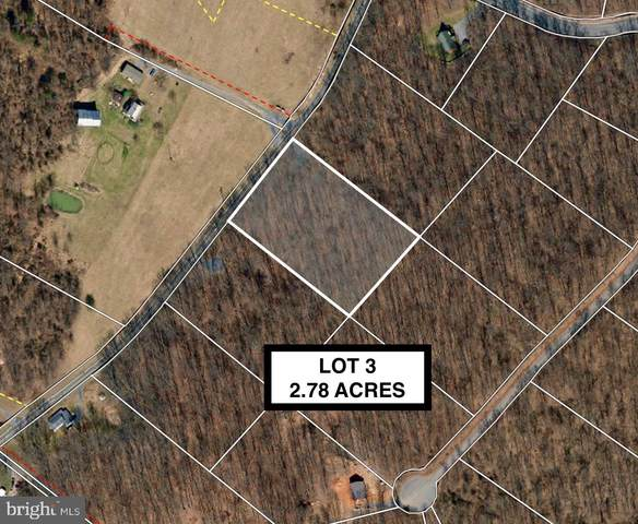 Lot 3 Back Creek Valley Road, HEDGESVILLE, WV 25427 (#WVBE180784) :: Lee Tessier Team