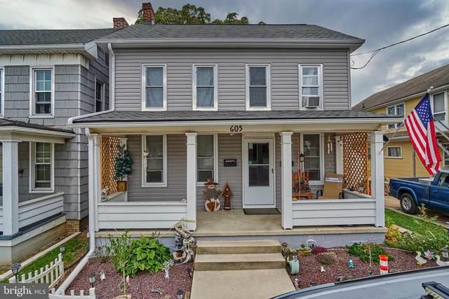 605 York Street, HANOVER, PA 17331 (#PAYK146452) :: The Joy Daniels Real Estate Group
