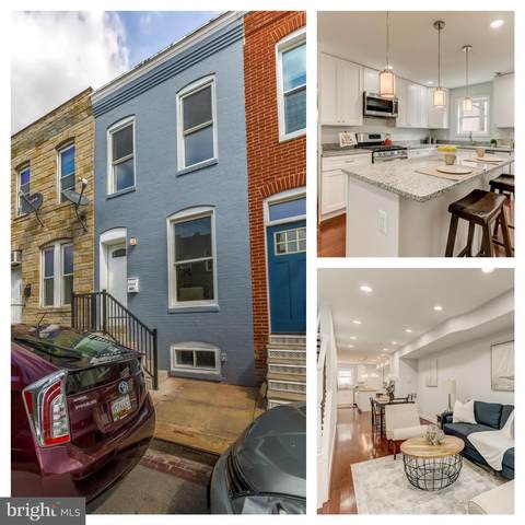 2739 Miles Avenue, BALTIMORE, MD 21211 (#MDBA526230) :: The Redux Group