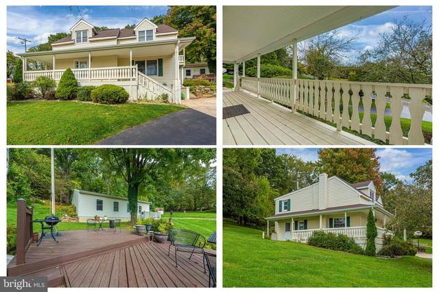9710 Hall Road, FREDERICK, MD 21701 (#MDFR271622) :: Pearson Smith Realty