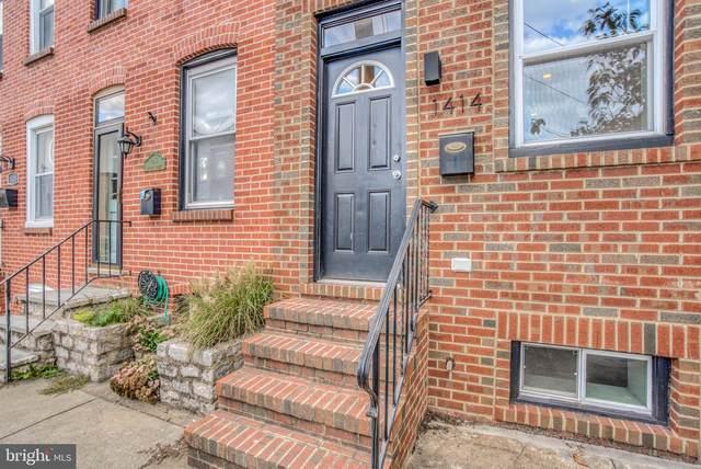 1414 Haubert Street, BALTIMORE, MD 21230 (#MDBA526252) :: SURE Sales Group