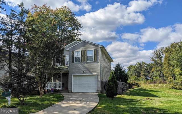 9128 Bryant Avenue, LAUREL, MD 20723 (#MDHW285942) :: Speicher Group of Long & Foster Real Estate