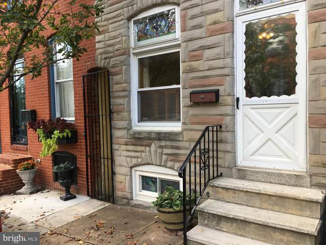 112 S Castle Street, BALTIMORE, MD 21231 (#MDBA526254) :: Jennifer Mack Properties