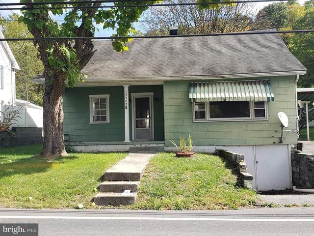 13208 Barrelville Road NW, MOUNT SAVAGE, MD 21545 (#MDAL135388) :: The Licata Group/Keller Williams Realty
