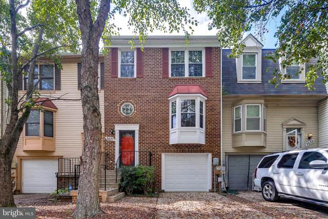 3537 Emperor Court, BOWIE, MD 20716 (#MDPG582986) :: City Smart Living