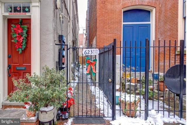 623 S American Street D, PHILADELPHIA, PA 19147 (#PAPH940622) :: ExecuHome Realty