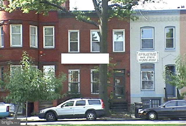 1335 Pennsylvania Avenue SE, WASHINGTON, DC 20003 (#DCDC489592) :: AJ Team Realty