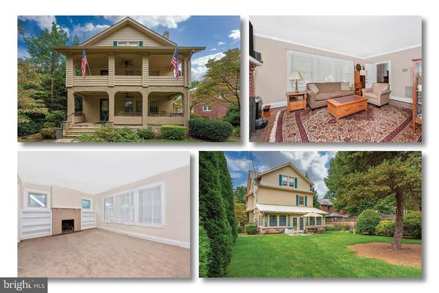316 W College Terrace, FREDERICK, MD 21701 (#MDFR271632) :: Pearson Smith Realty