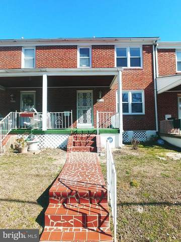 5423 Purdue Avenue, BALTIMORE, MD 21239 (#MDBA526284) :: Speicher Group of Long & Foster Real Estate