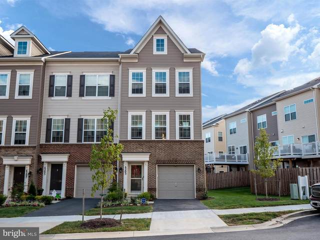 6203 Margarita Way, FREDERICK, MD 21703 (#MDFR271640) :: Pearson Smith Realty