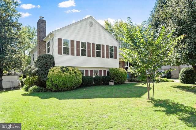 9707 Sudley Manor Drive, MANASSAS, VA 20109 (#VAPW506092) :: RE/MAX Cornerstone Realty