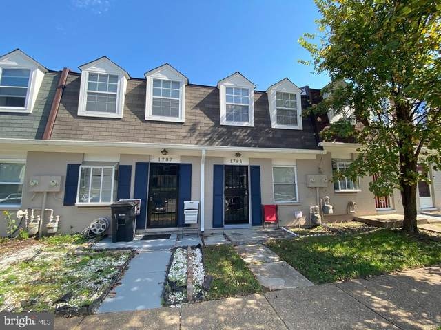 1785 Village Green Drive Y-90, LANDOVER, MD 20785 (#MDPG583026) :: The Piano Home Group